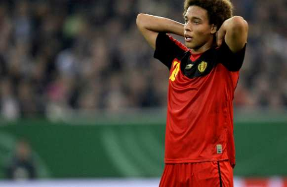 Witsel quasiment au Real