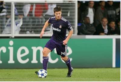 Xabi Alonso incertain
