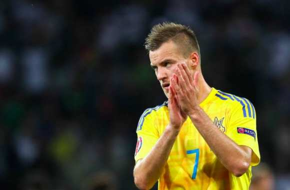 Yarmolenko : « On est en mission en France »