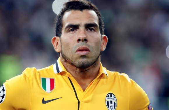 Yellow Tevez