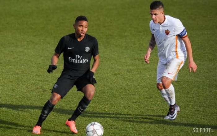 Youth League : le PSG en demis