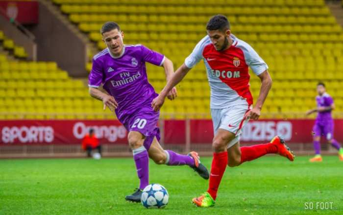 Youth League : Monaco éliminé aux tirs au but par Tottenham