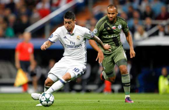 Zidane : « James est important »