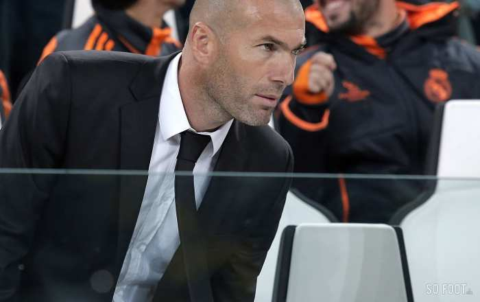 Zinédine Zidane (Real Madrid)