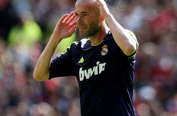 Zinedine Zidane (Real Madrid Legends)