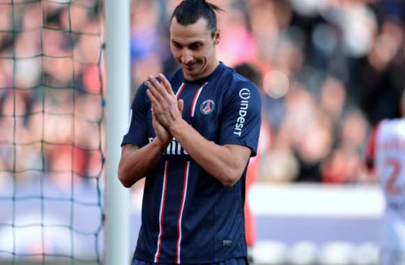 Zlatan and the chignon