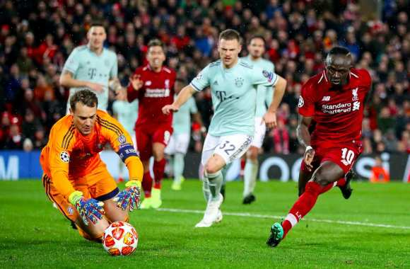 Bayern – Liverpool Facebook: Le Bayern Muselle Liverpool / Ligue Des Champions / 19