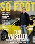 SO FOOT - N�100 - TONY VAIRELLES