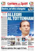 Photo : Allegri d�barque � Tottenham