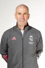 Photo de Zinédine Zidane