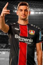 Photo de Lucas Alario
