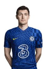 Photo de Andreas Christensen