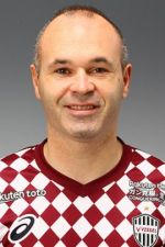 Photo de Andrés Iniesta