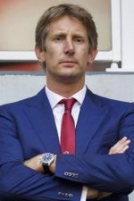 Photo de Edwin Van der Sar