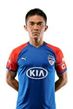 Photo de Sunil Chhetri