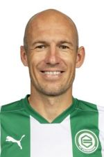 Photo de Arjen Robben
