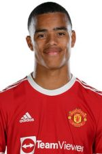 Photo de Mason Greenwood
