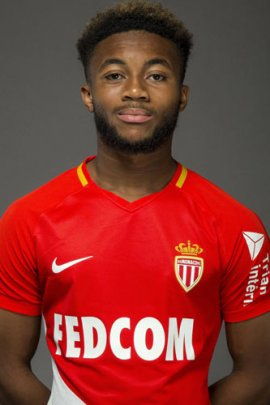 Maillot Domicile AS Monaco Moussa SYLLA