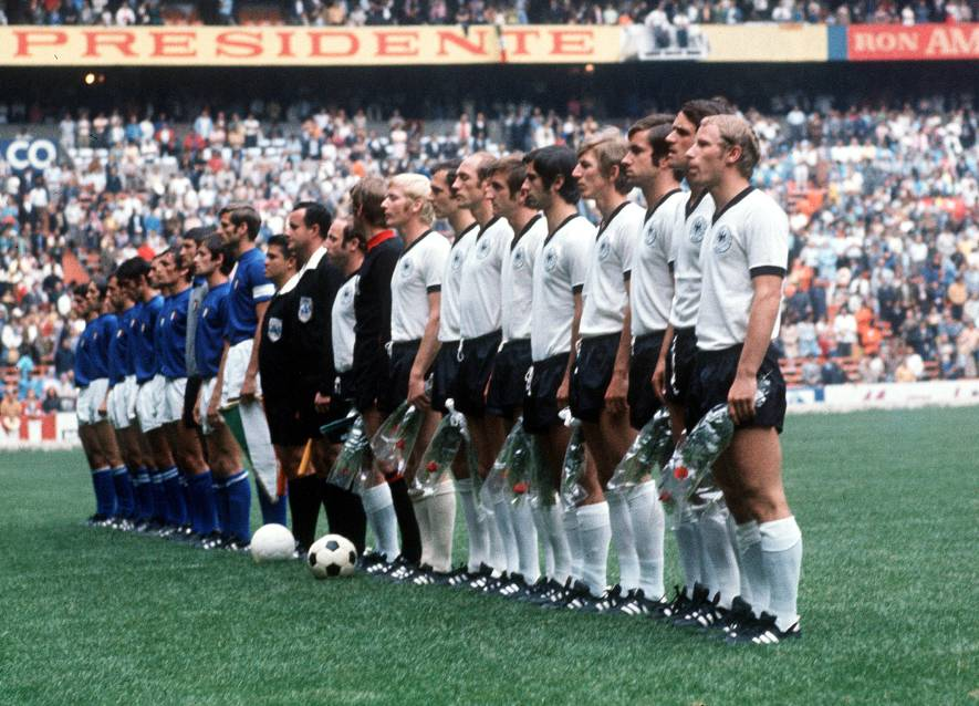 allemagne italie 1970 vraiment le match du si cle international. Black Bedroom Furniture Sets. Home Design Ideas