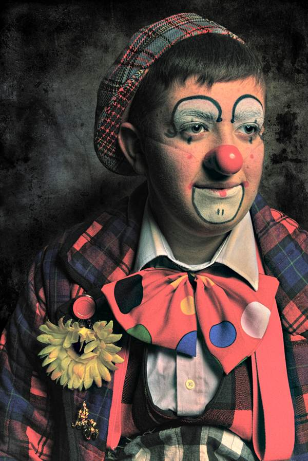 Clown Joey